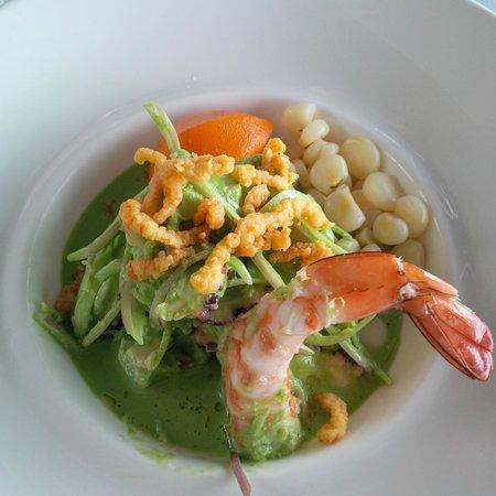 Cala Restaurante: Cevihe Cilantro