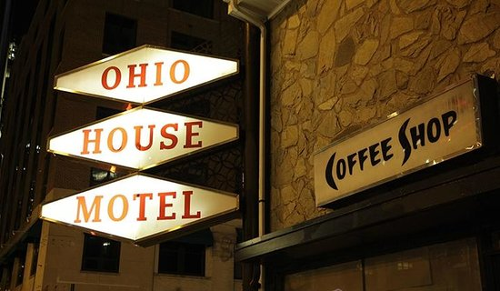 Ohio House Motel: Vintage cool