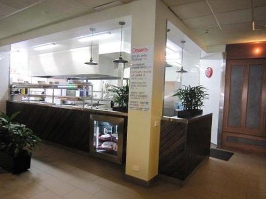 New Kitchen Set Up Picture Of Pinsent Hotel Wangaratta Tripadvisor
