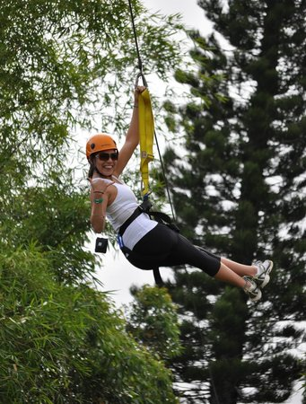 Just Live Zipline Eco Tour Kauai