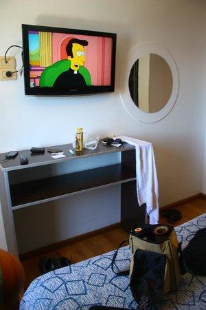 Hotel Ayelen: TV de 32