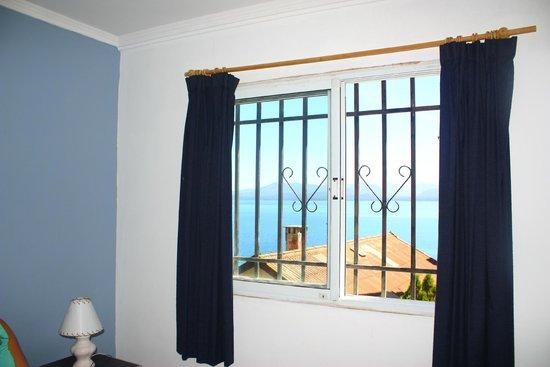 Hotel Ayelen: Vista desde la habitacion