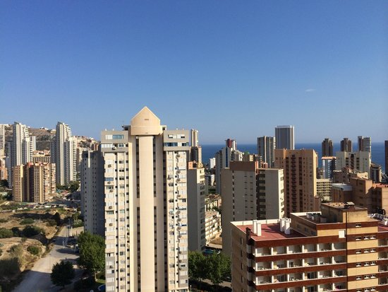 Vistamar Apartments Click Benidorm: View from 1804