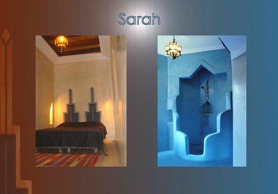 Riad Zahir Sarah Room