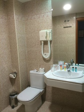 Cordoba Centro: Bathroom