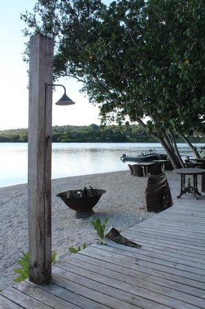Ratua Private Island: Beachfront