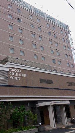 Toyooka Green Hotel Morris : 外観2