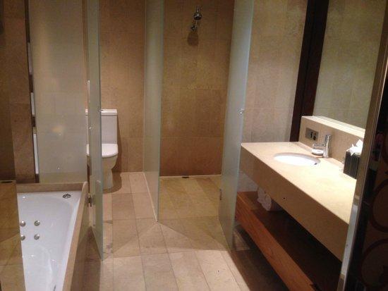 Royce Hotel: Bathroom