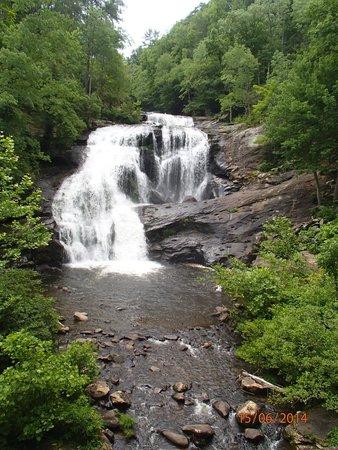 Bald River Falls: Falls