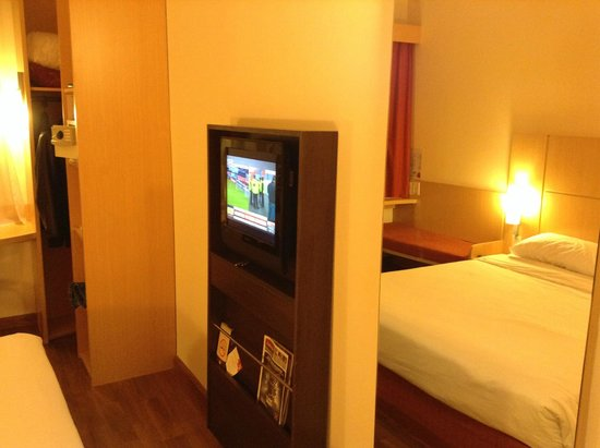 Hotel Ibis Buenos Aires Obelisco: Habitación 4