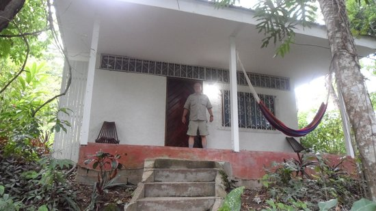 Maya Mountain Lodge: Our private Lodging