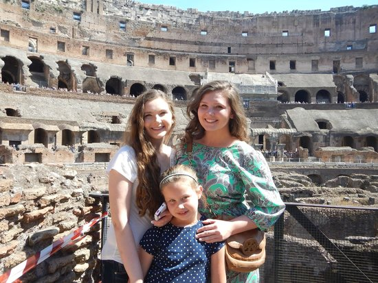 Your Tour in Italy by Aldo Monti : The Coliseum in Rome
