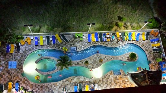 Wyndham Vacation Resorts Towers on the Grove : Lazy River