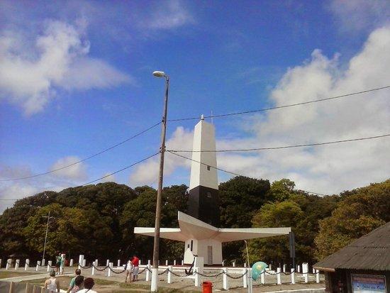 Ponta do Seixas Beach: farol
