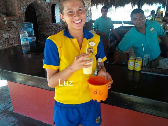 Occidental Nuevo Vallarta: Luz from the Activity Centre