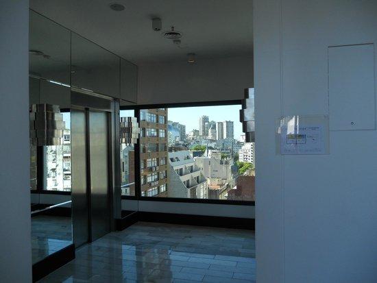 Hotel Pulitzer Buenos Aires: Hall na cobertura