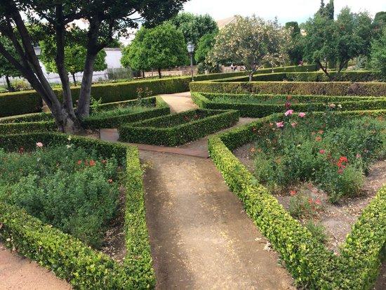 Alcazar de los Reyes Cristianos: Gardens