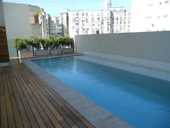 Hotel Pulitzer Buenos Aires: Piscina