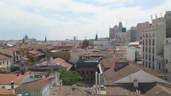 Hostal Besaya: View from the room