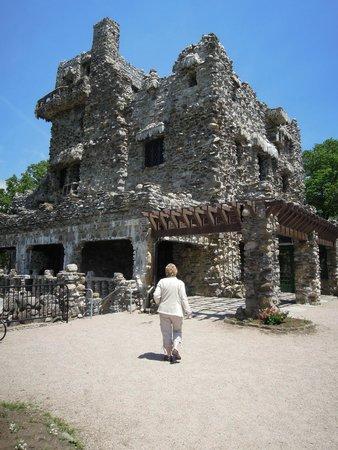 Gillette Castle State Park: The Castle