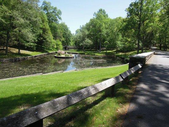 Gillette Castle State Park: Picnic Grounds