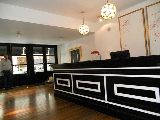 Hotel Pulitzer Buenos Aires: Recepção