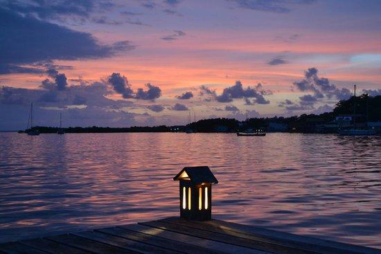 Koko Resort: Sunset from Koko