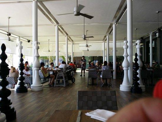 Paradisus Cancun: Pato Restaurant