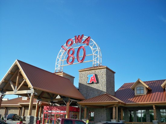Iowa 80, World's Largest Truck Stop: World's largest truck stop