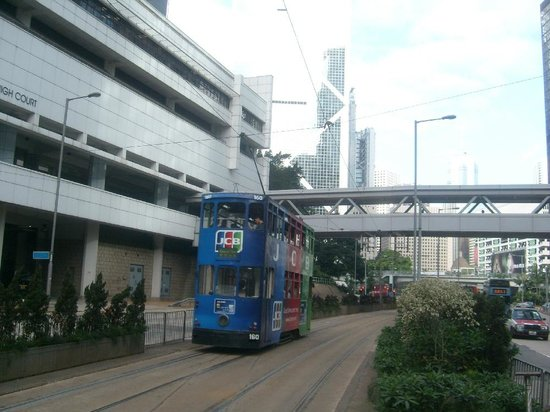 Hong Kong Tramways (Ding Ding): Hong Kong Tramways