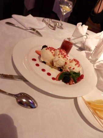 Palkin: Dessert