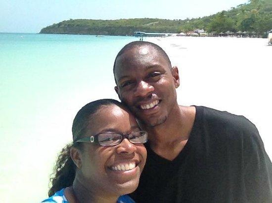 Sandals Grande Antigua Resort & Spa: Sandals Beach