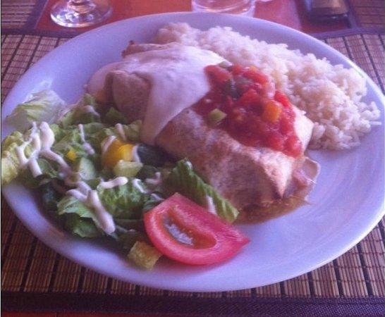 TKD's: Mexican enchilada