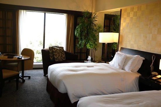 Sheraton Miyako Hotel Tokyo: Room interior