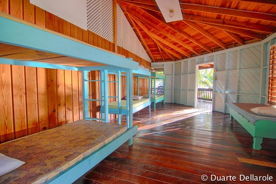 IZE Belize: One of our 4 dorms