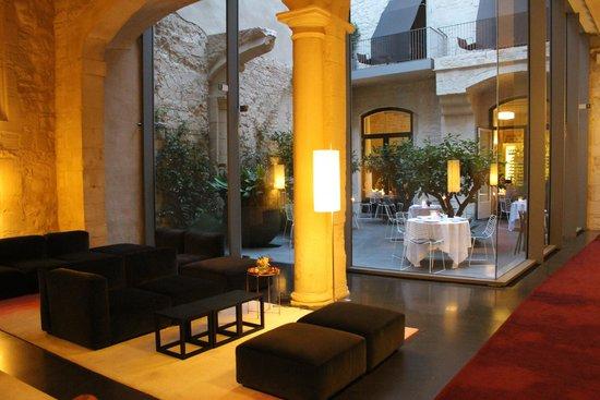 Mercer Hotel Barcelona: breakfast area