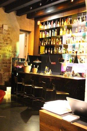Mercer Hotel Barcelona: bar