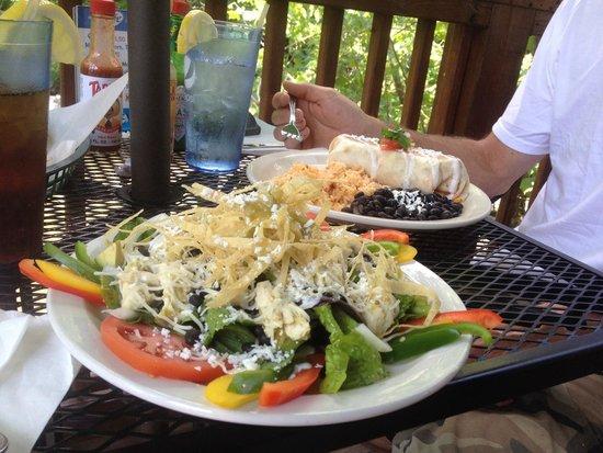 Tia B's: Taco Salad