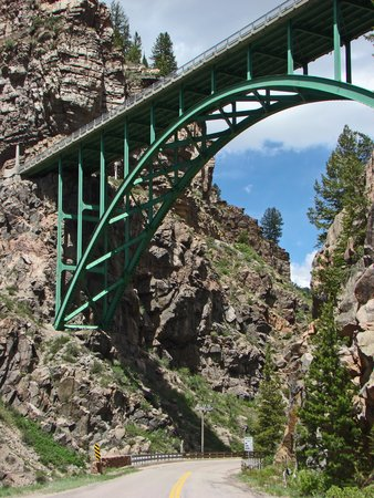 Red Cliff, CO : Route 24 Bridge