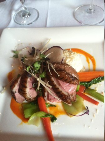 Lemaire Restaurant: Duck at Lemaire