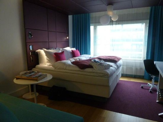 Radisson Blu Plaza Hotel, Helsinki : Executive room