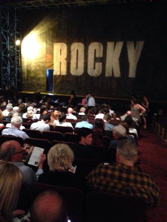 Rocky Broadway: Stage