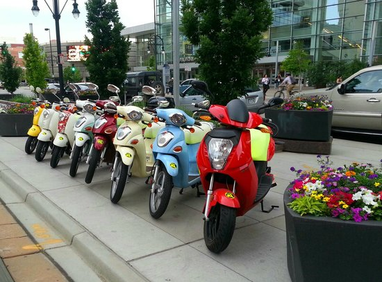 ScooTours Denver Scooter Rental