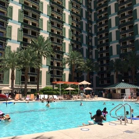 The Orleans Hotel & Casino: Relax by the Pool