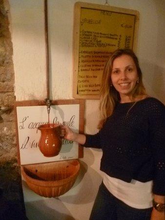 La Botte Pazza : Vinho gratis!!