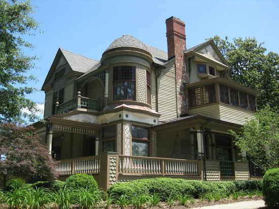 Harper House/ Hickory History Center