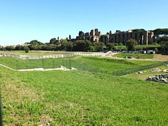 Aventine Hill: Circus Maximus