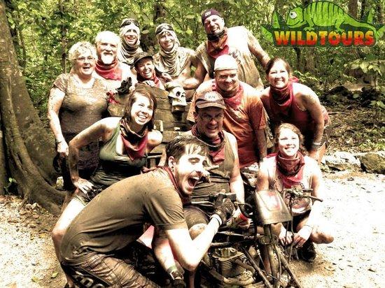 Wild Tours: X-Rails group 6/11/14