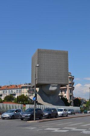 B4 Park Nice : arte moderno museo