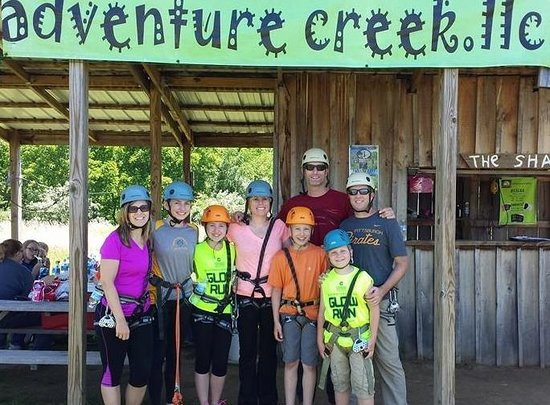 Adventure Creek Challenge Course, LLC
